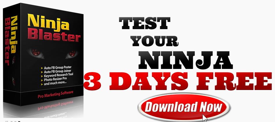 Ninja Blaster Review