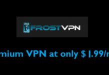FrostVPN Review