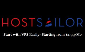 HostSailor Hosting review