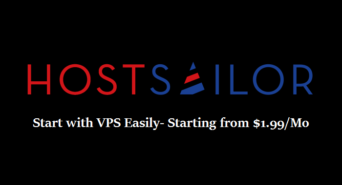 HostSailor Hosting review