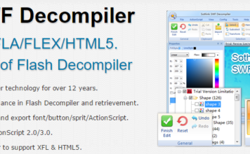 sothink swf decompiler review